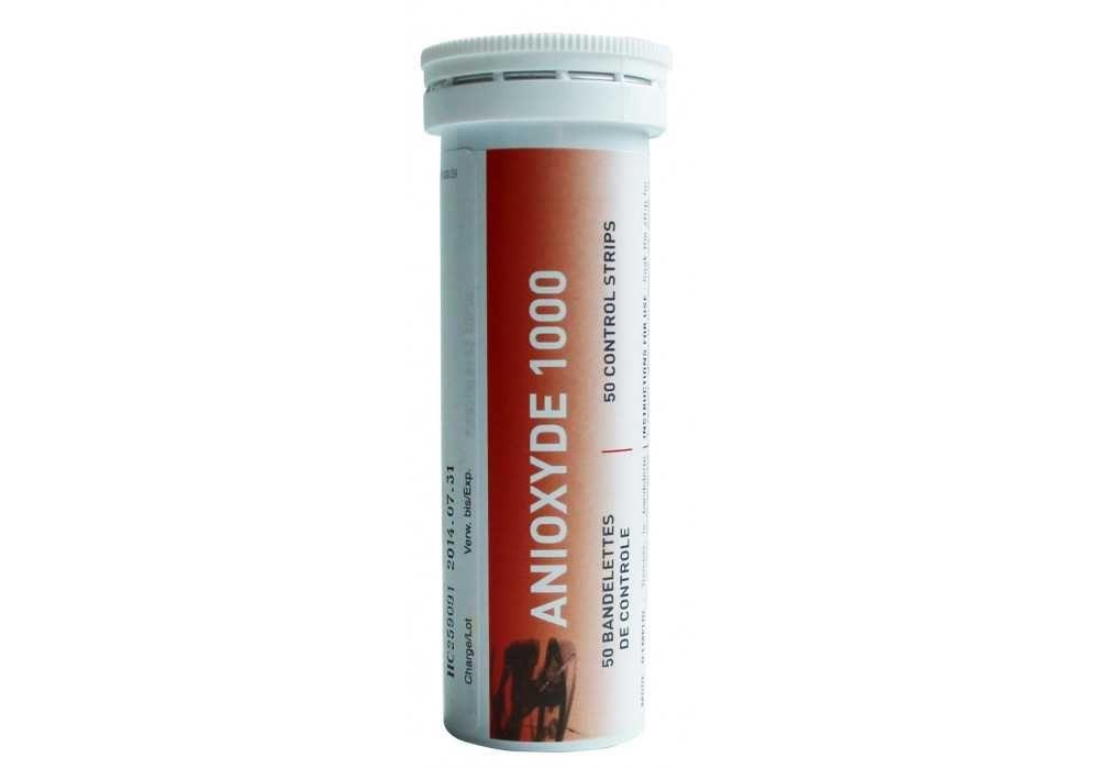 BANDELETTE DE CONTROLE ANIOXYDE 1000