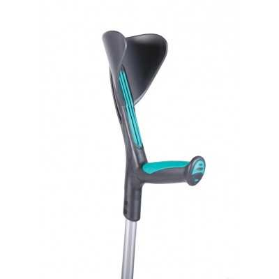 CANNE ANGLAISE ADVANCE BI-MATIERE TURQUOISE