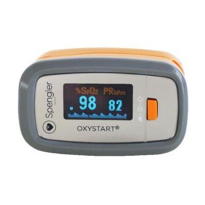 Oxymetre de pouls oxystart Spengler