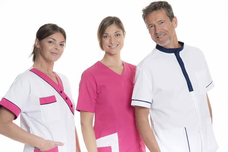 tenue médicale professionnelle