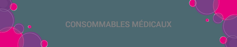 consommables médicaux