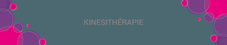 Kinésithérapie