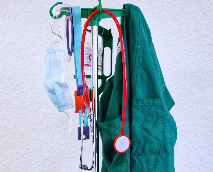 Protection médicale à usage unique