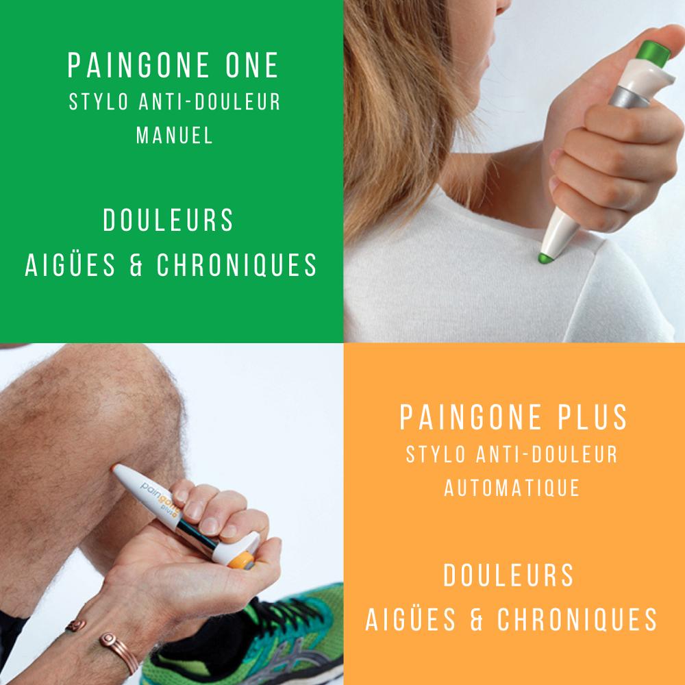Stylos anti-douleur PainGone